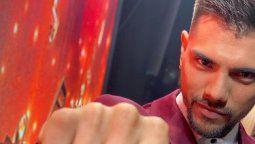 Tyago Griffo está enojado con la producción del Cantando 2020