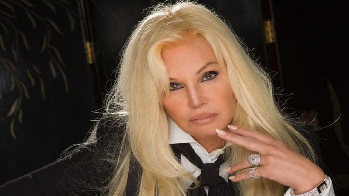 La presentadora Susana Giménez es la segunda persona en obtener el Martin Fierro de platino