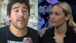 El Chino Maradona contra Rocío Oliva: Ella no me dejó entrar a despedir a mi abuelo