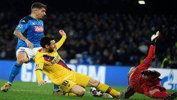 ¡De lujo! Messi estrenará botines el sábado ante el Napoli