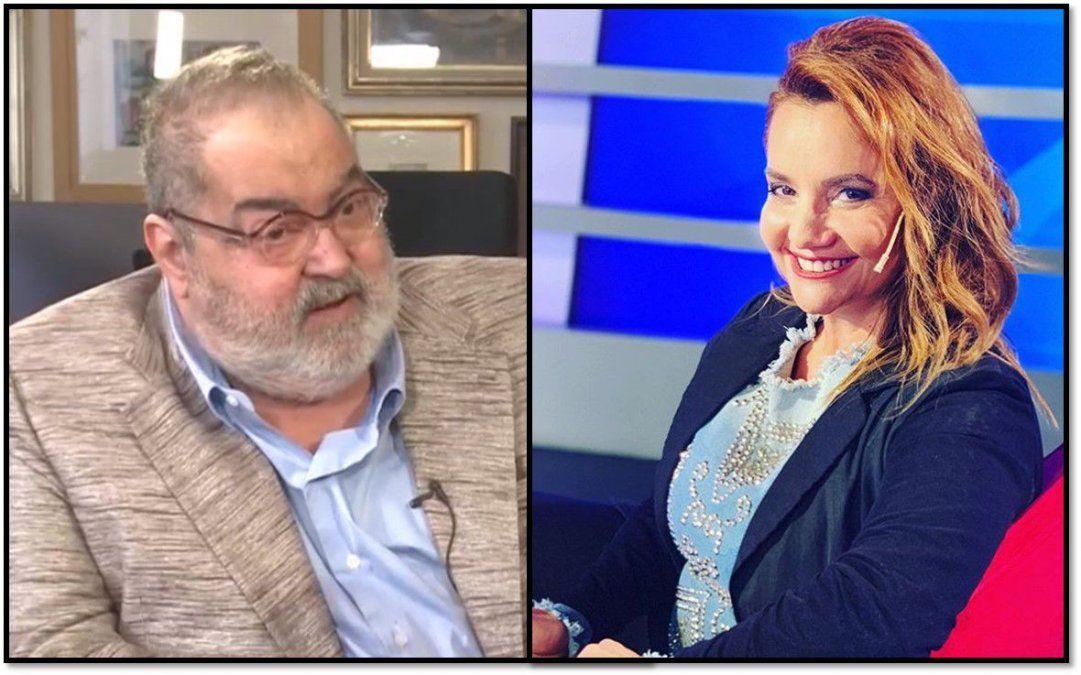 Jorge Lanata destrozó a Nancy Pazos y la trató de creída: Si sos nadie no podes creértela