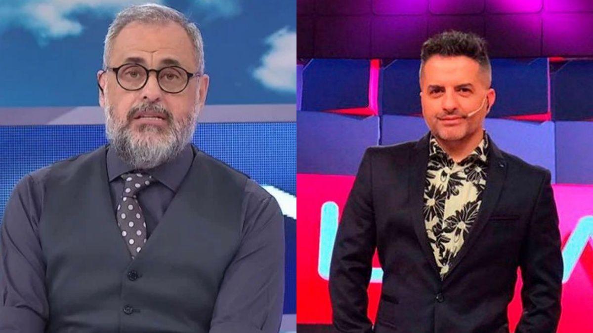 Jorge Rial vs Angel De Brito por la primicia de la separación de Marcelo Tinelli