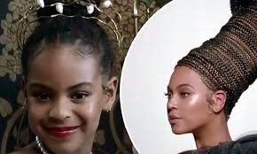 ¡Qué herencia! Hija de Beyoncé