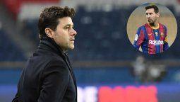 ¡Se defiende! Lionel Messi en medio de la polémica con Mauricio Pochettino