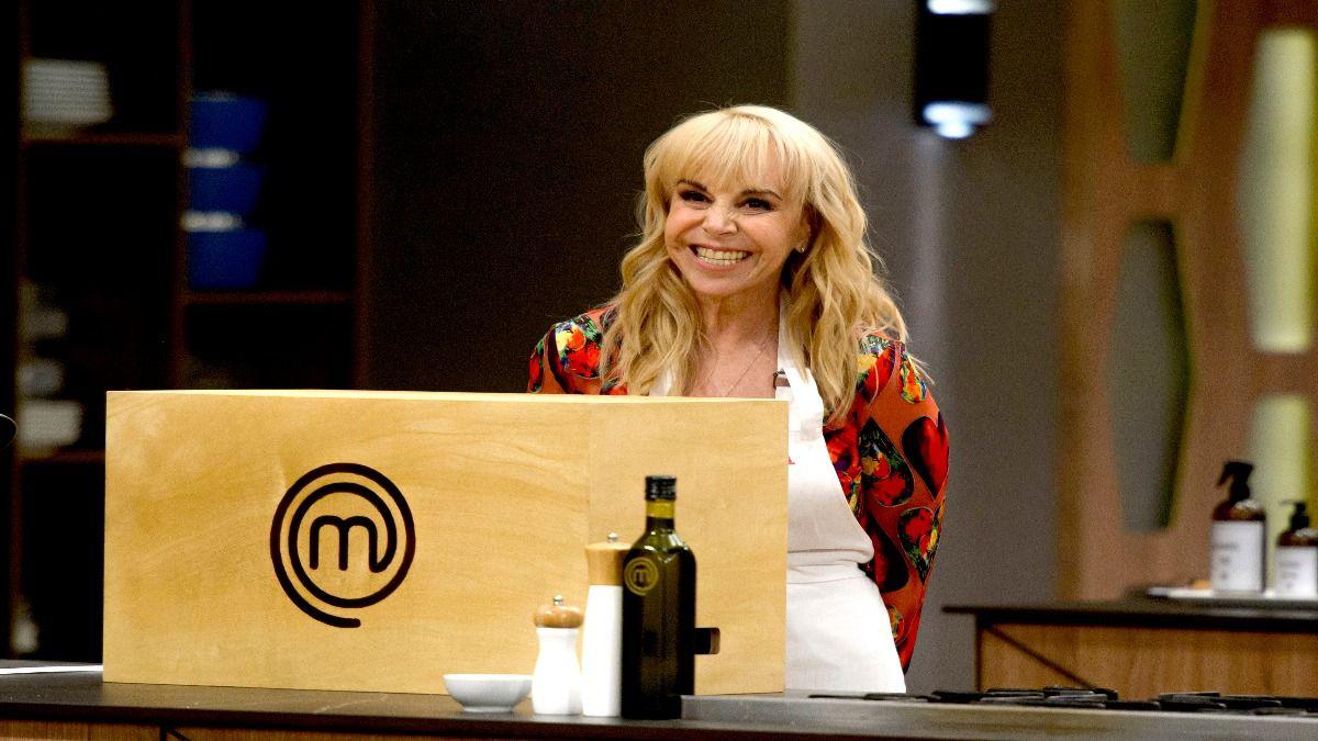 Claudia Villafañe se llevó otra estrella en la noche del pollo frito de Masterchef