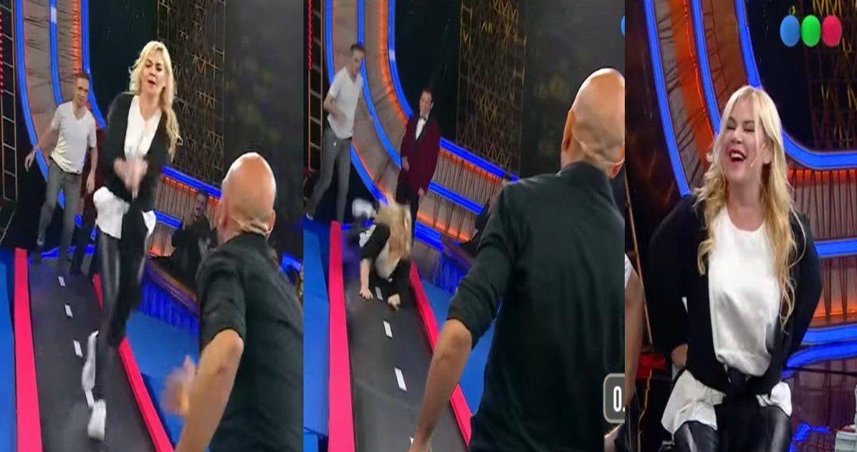 El golpazo de Esmeralda Mitre en el programa de Susana Giménez