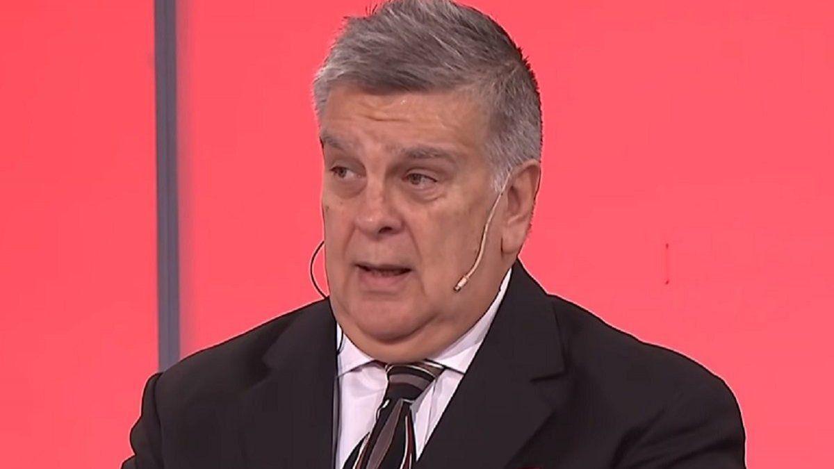 Luis Ventura defendió a Adrián Suar por la crisis de Polka