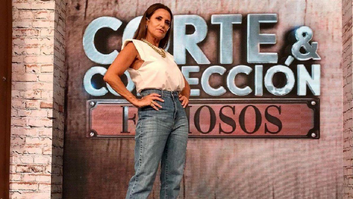 María Fernanda Callejón se quebró al aire al recordar a su madre