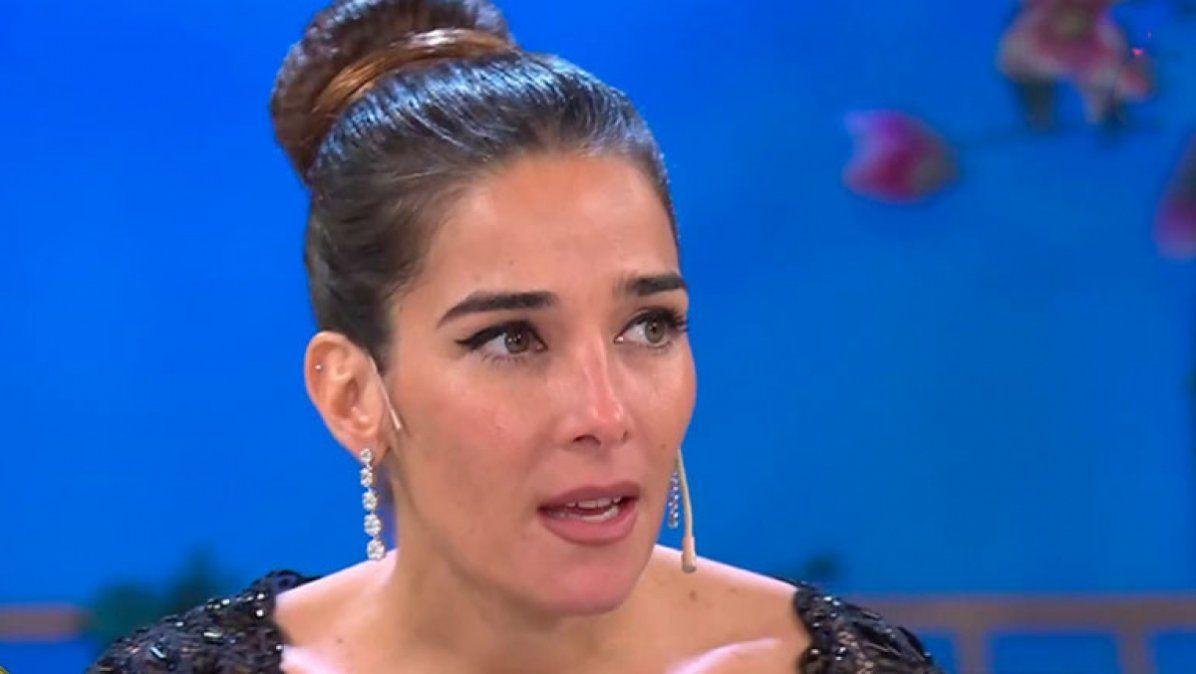 Juana Viale y un ¿imperdonable? blooper en una foto