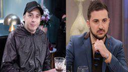 El Dipy y el periodista Diego Bracantelli tuvieron fuerte discusión en Intratables