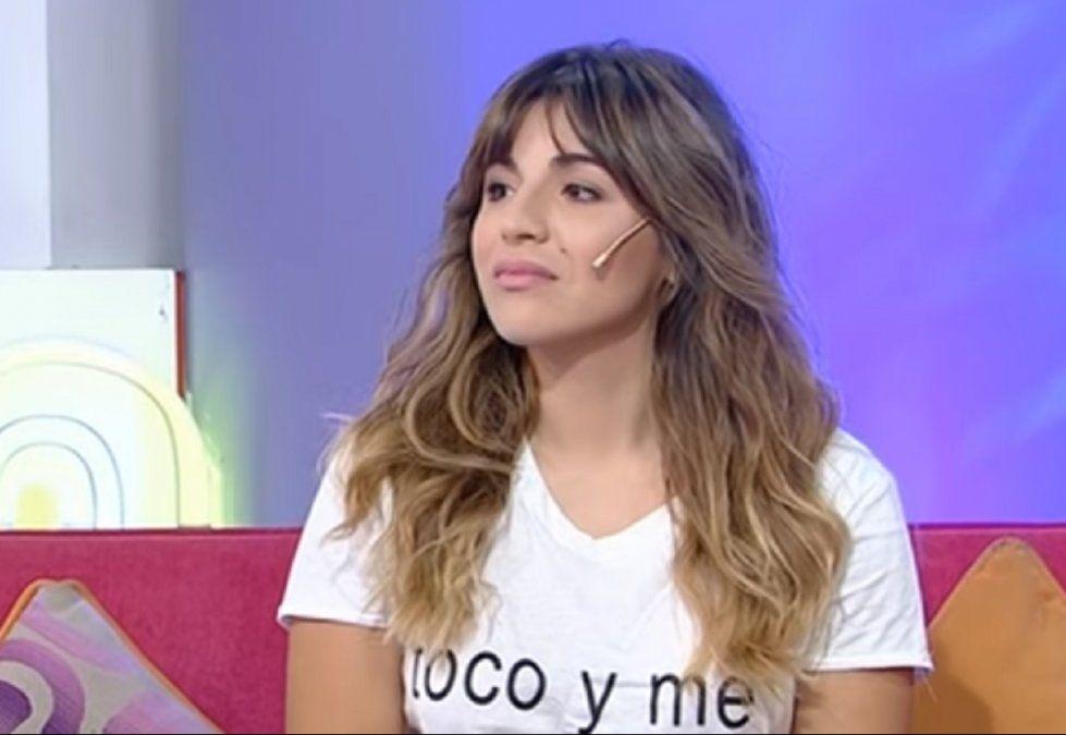 Gianinna Maradona estalló contra todos