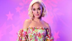 Katy Perry muestra su barriga posparto tras cinco días de dar a luz