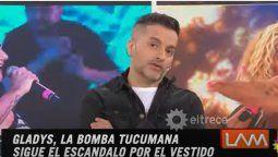 ¿Por qué no se fue?, Ángel de Brito fulminante contra La Bomba Tucumana