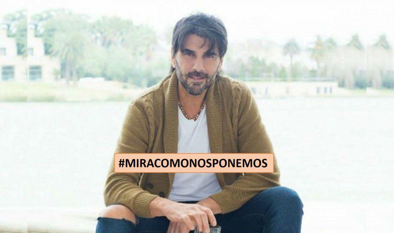 #Miracomonosponemos, el hashtag que une a actores, actrices, periodistas y famosos contra la denuncia de violación sobre Juan Darthés