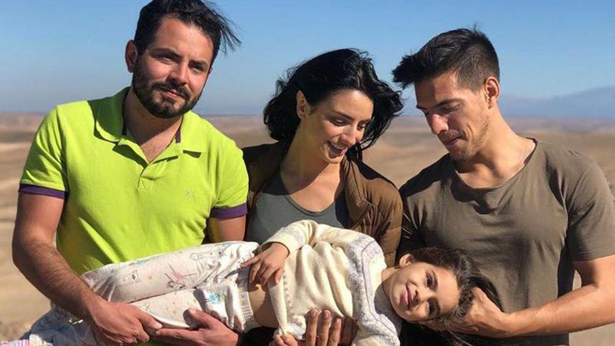 Vadhir Derbez revela quién de sus hermanos es el consentido de su papá