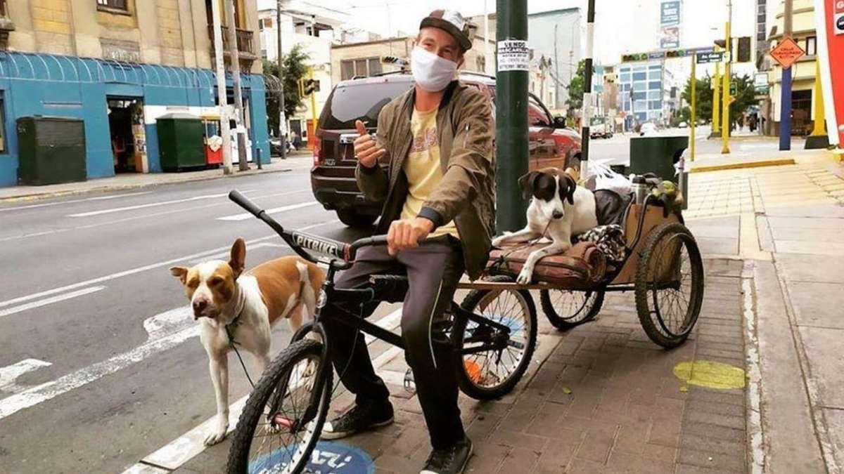 Michael Graef: un argentino está varado por la pandemia en Perú