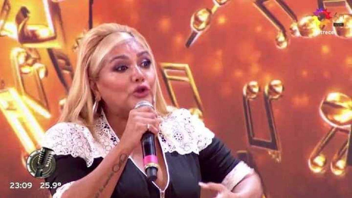 No hacía falta... Gladys La Bomba Tucumana le puso los puntos a Karina La Princesita