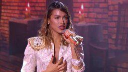 Traten con respeto: Agustina Agazzani no se quedó callada tras ser eliminada del Cantando