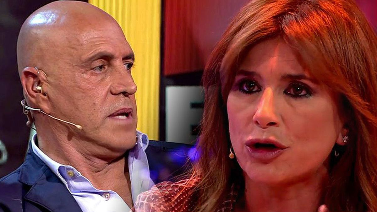 Kiko Matamoros explotó contra Gema López