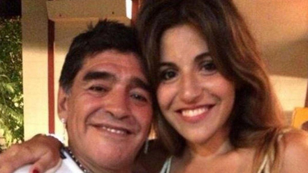 ¡Fuerte acusación! Maradona cargó contra su hija Gianinna
