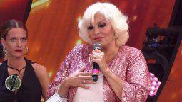 No sé qué cosa se filtró Luisa Albinoni tras la discusión con su coach y su compañero del Cantando