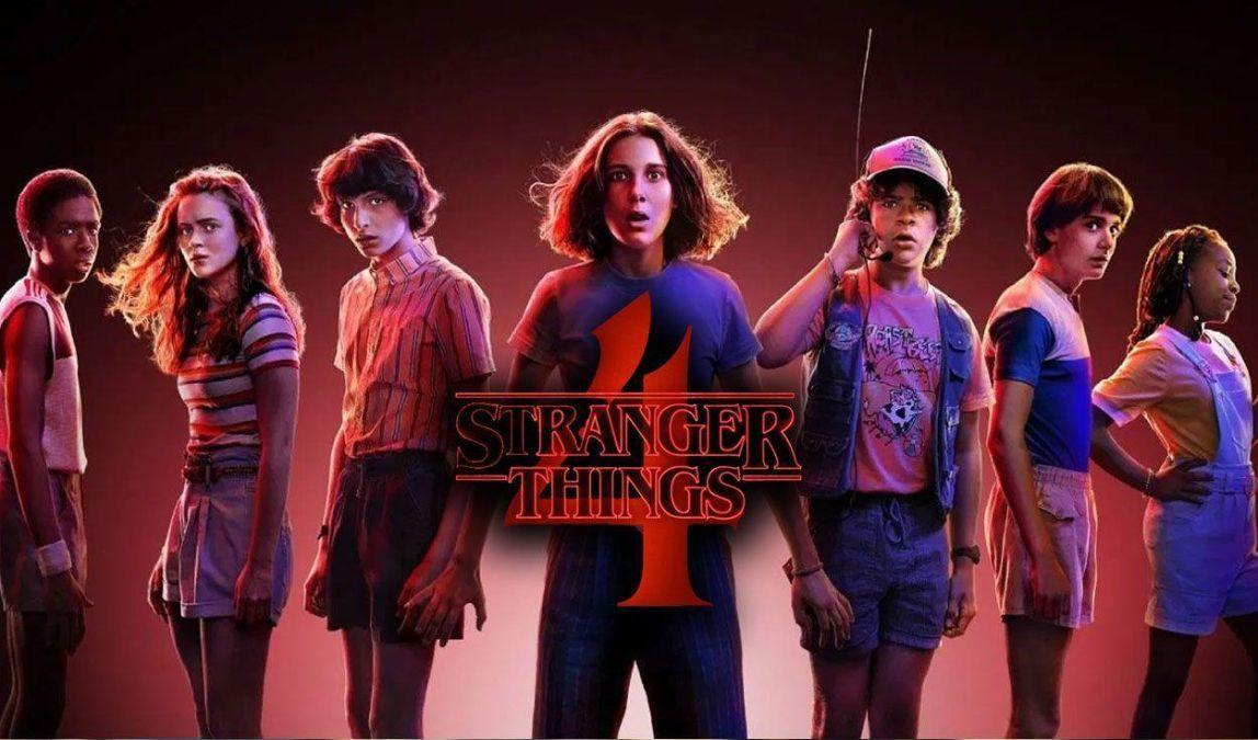 La serie Stranger Things de Netflix podrá verse en 2022