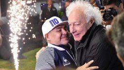 Guillermo Coppola representó a Diego Maradona durante 18 años