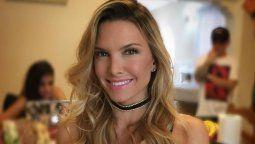 Sofía Zámolo en la tapa de la revista Caras a un mes de convertirse en mamá