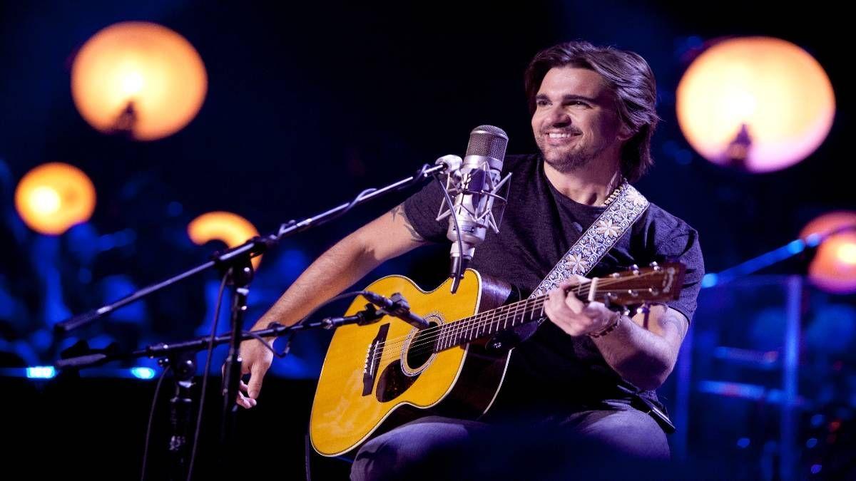 Juanes celebra 20 años desde que su vida cambió