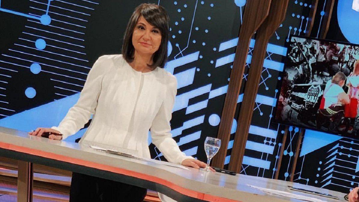 María Laura Santillán está muy triste por su salida de Telenoche