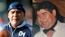 Murió el cuñado de Diego Maradona por complicaciones provocadas por el coronavirus