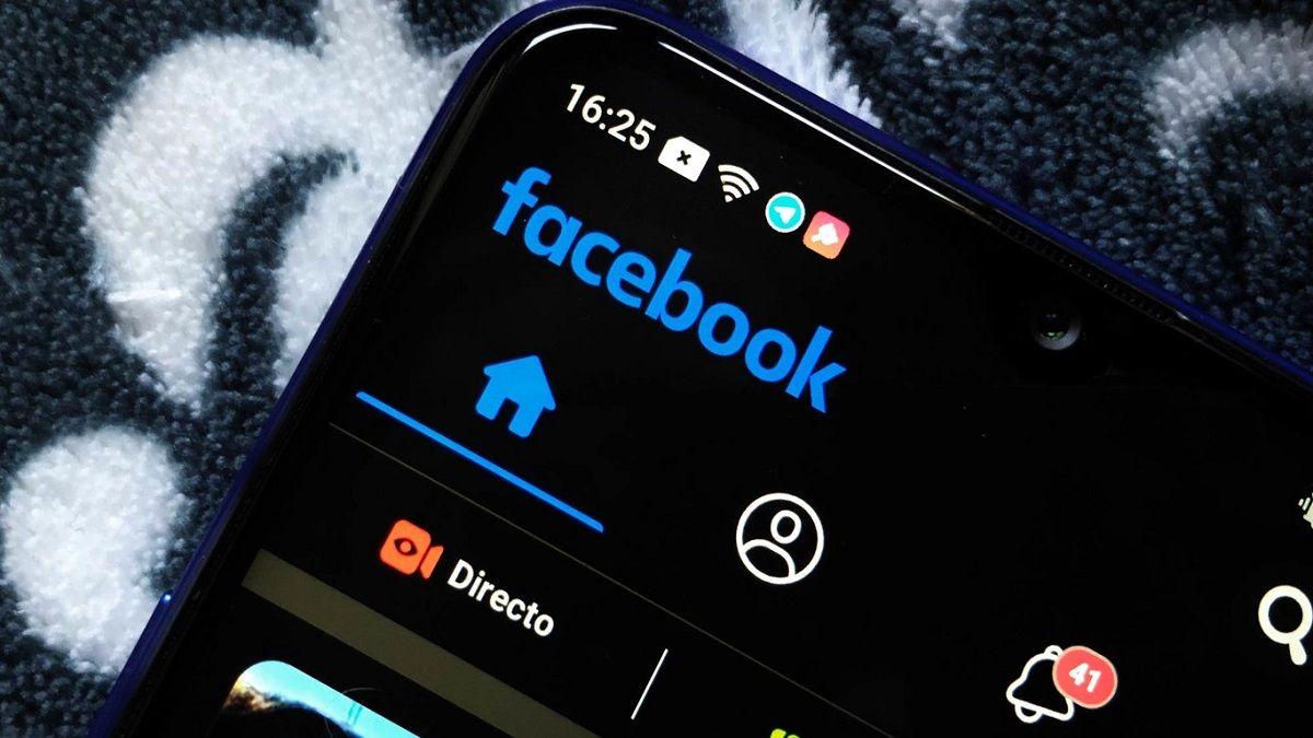 Ya está disponible el modo oscuro de Facebook en perfiles seleccionados