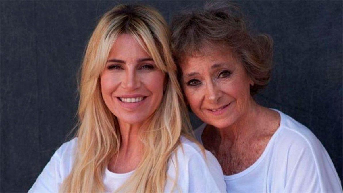 Flor Peña consiguió que operaran a su madre