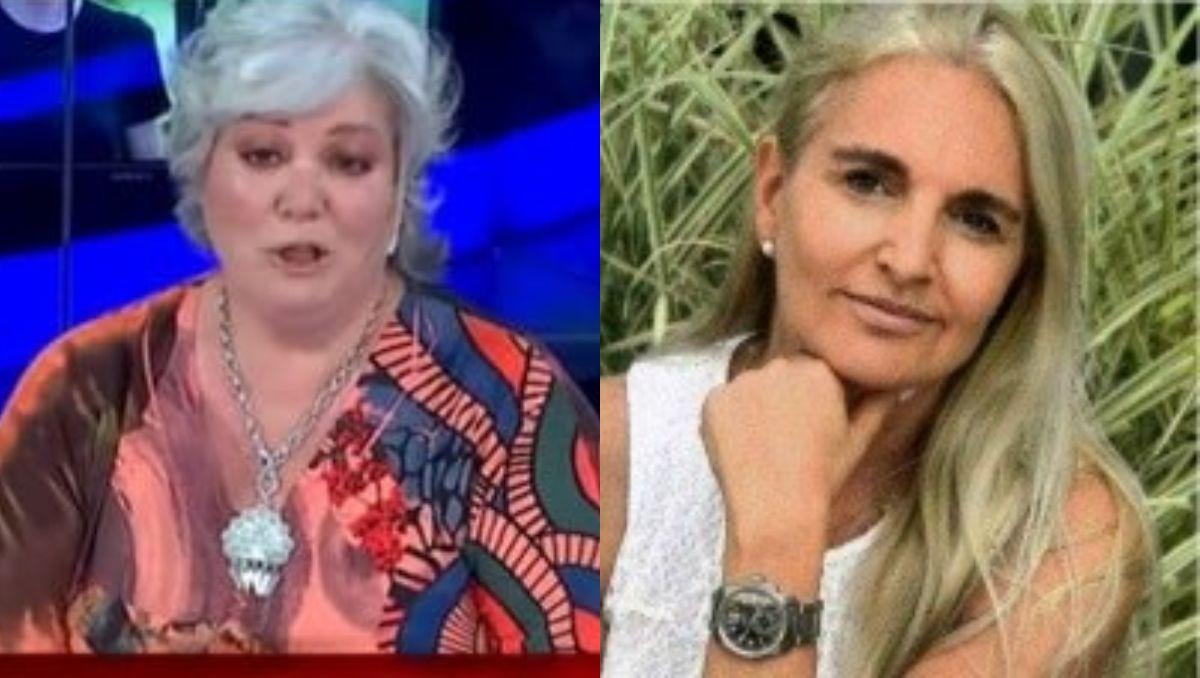 Estelita, ex de Luis Ventura, contó cómo era Silvia DAuro con Morena y Rocío Rial