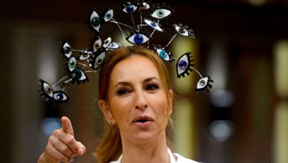 Analía Franchín dijo quién es su favorito en MasterChef Celebrity