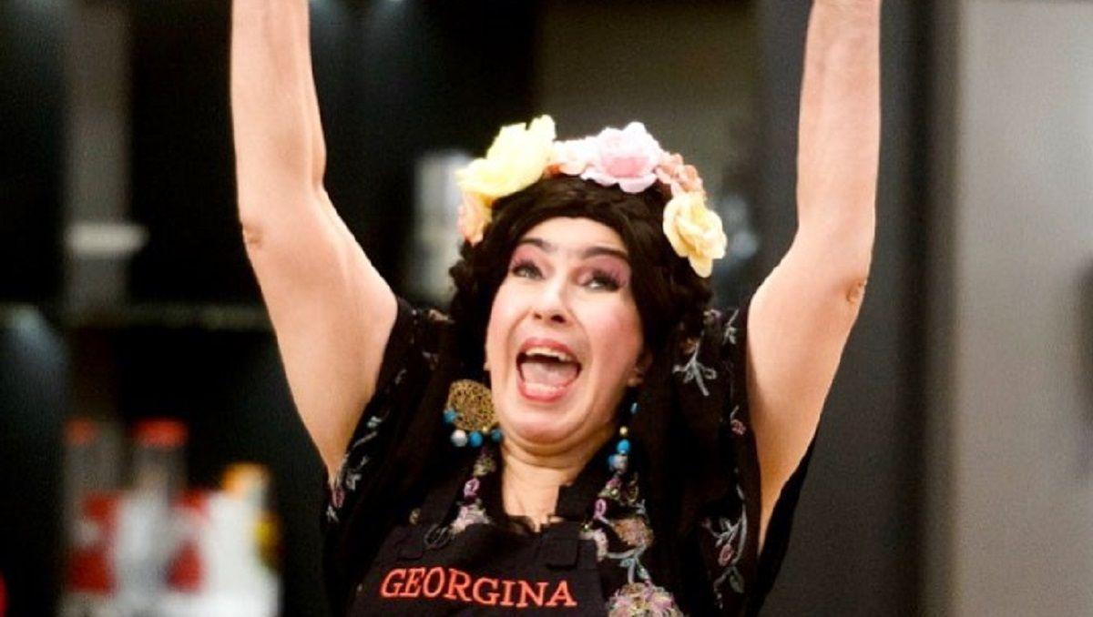 Georgina Barbarossa dijo que no hizo spoiler de MasterChef