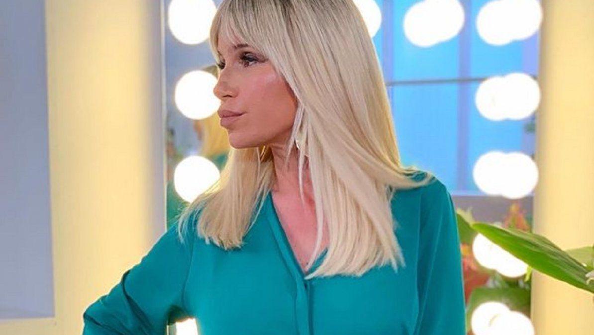 Flor Peña respondió a las declaraciones de Érica Rivas