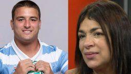 Le pegaría un tiro: los agresivos mensajes de un jugador de Los Pumas contra Claribel Medina