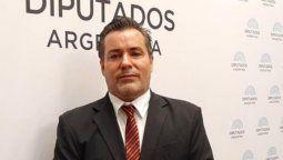 Juan Emilio Ameri, diputado suspendido por acto sexual en plena sesión virtual