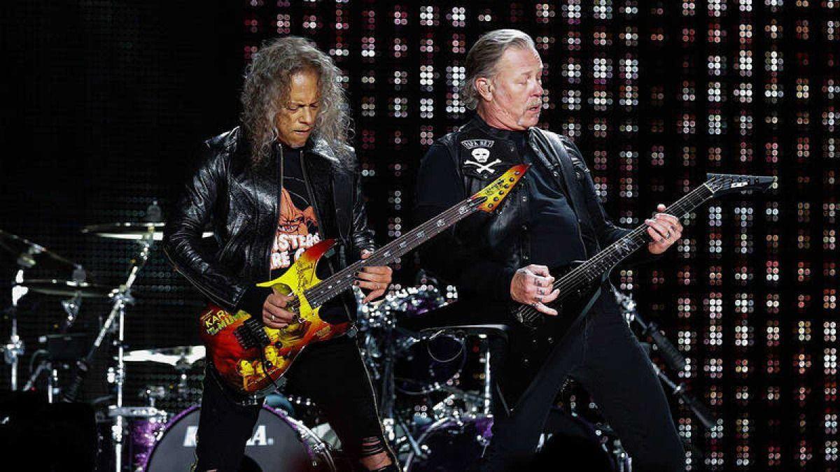 ¿Cómo será el nuevo disco de Metallica, con Juanes, J Balvin y Miley Cyrus?