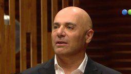 Así reaccionó Germán Martitegui por el gesto de Vicky Xipolitakis en Masterchef Celebrity