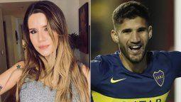 El futbolista de Boca Lisandro Licha López festejó los 32 años de su novia Mica Tinelli