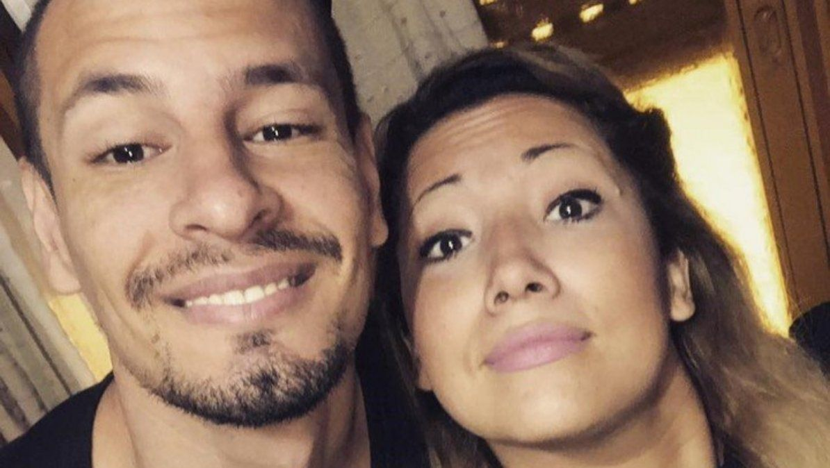 Rodrigo Tapari será padre otra vez