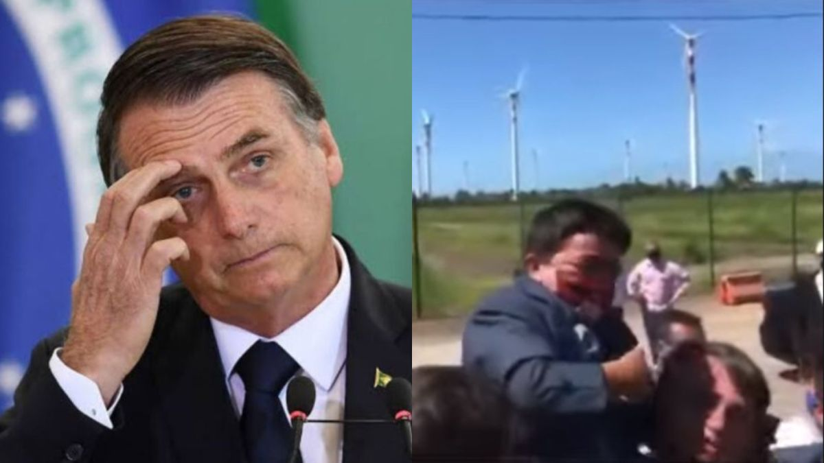 Video: Jair Bolsonaro alzó a un enano creyendo que era un niño