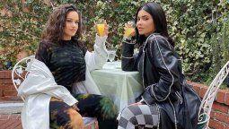 ¡Diva! Rosalía presume ser parte del Klan Kardashian