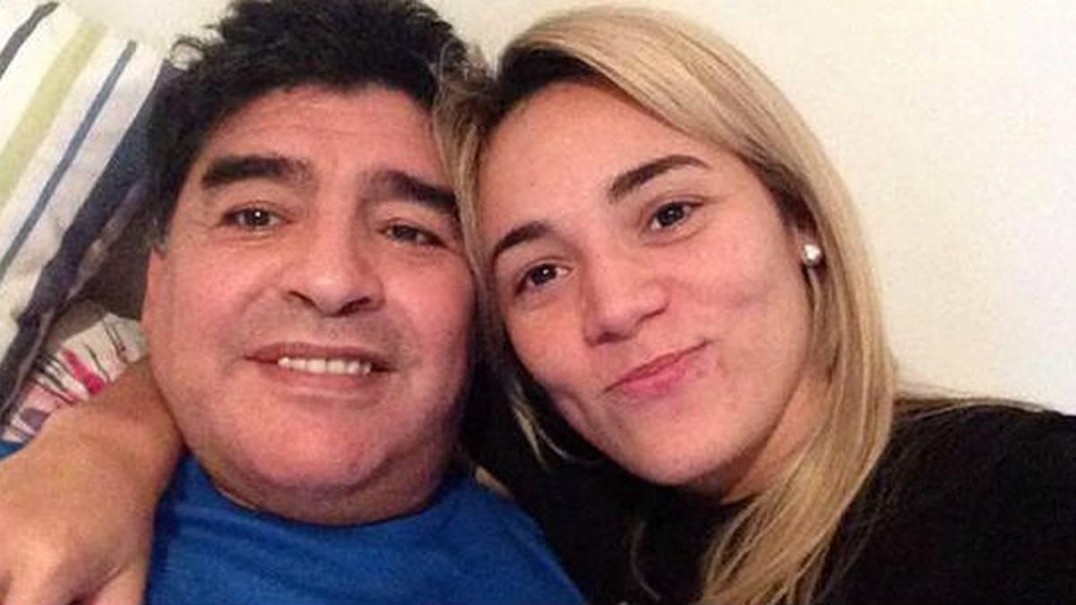 Rocío Oliva opinó sobre los médicos de Diego Maradona