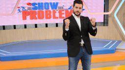 El Show del Problema, transmitido por Canal Nueve y conducido por Nicolás Magaldi