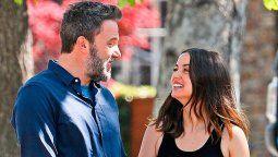 ¿Declaración de amor? La foto nueva foto de Ana de Armas con Ben Affleck