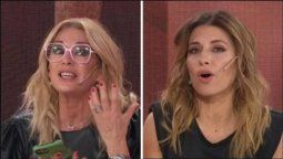 Yanina Latorre y Mariana Brey tuvieron un cruce en vivo