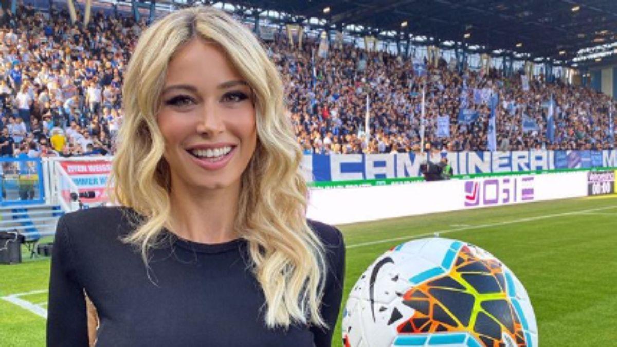 Robaron la casa de la periodista deportiva más popular de Italia